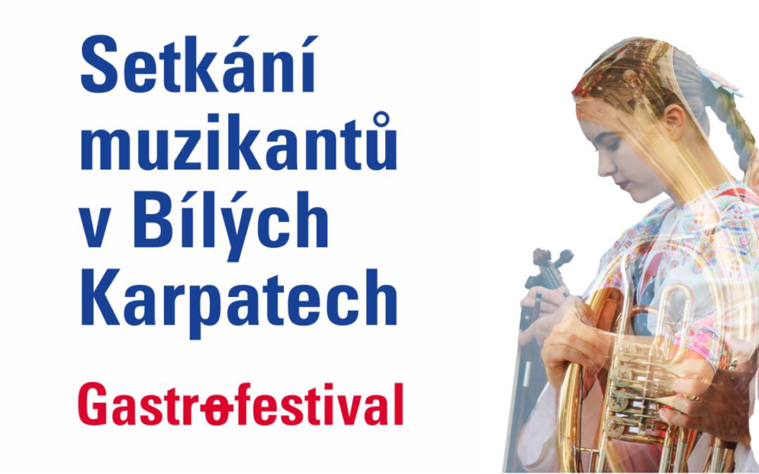 Setkání muzikantů a gastrofestival